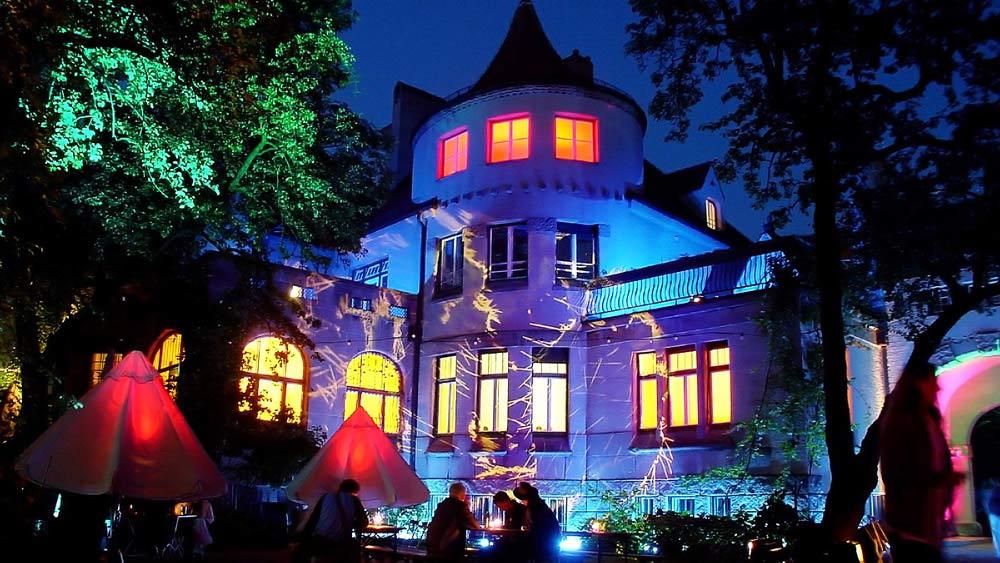 Lichtinszenierung und Lichtkunst für München