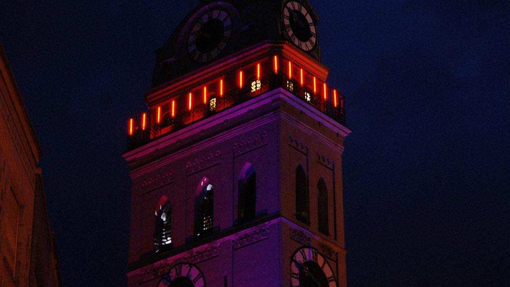 lichtkunst München