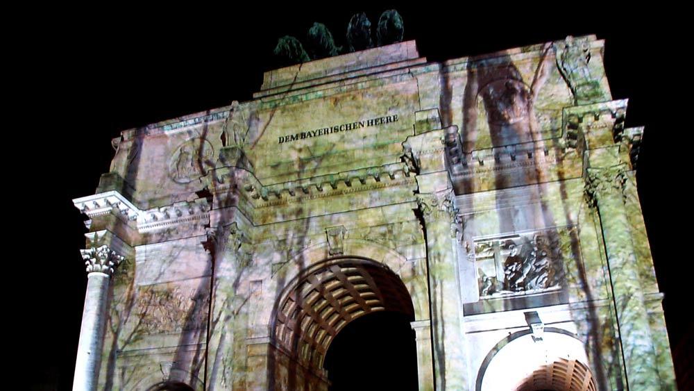 projektion mapping münchen